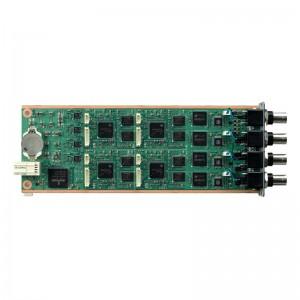4 Kanal Network Video Kodlayıcı Rack Tipi Encoder